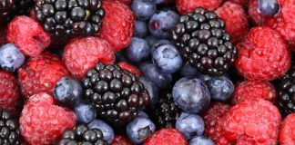 Why purple and blue fruit is important for you