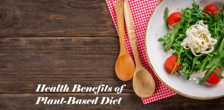 Health Benefits of Plant Based Diet
