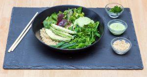 Avocado Oil-Free Vegan salad Dressing