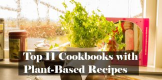 Top 11 Cookbooks with Plant-Based Recipes