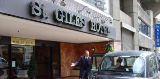 St. Giles Hotel