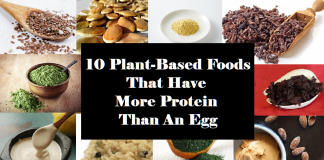 10 Plant-Based Foods That Have More Protein Than An Egg