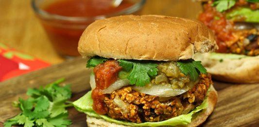 oil free burger
